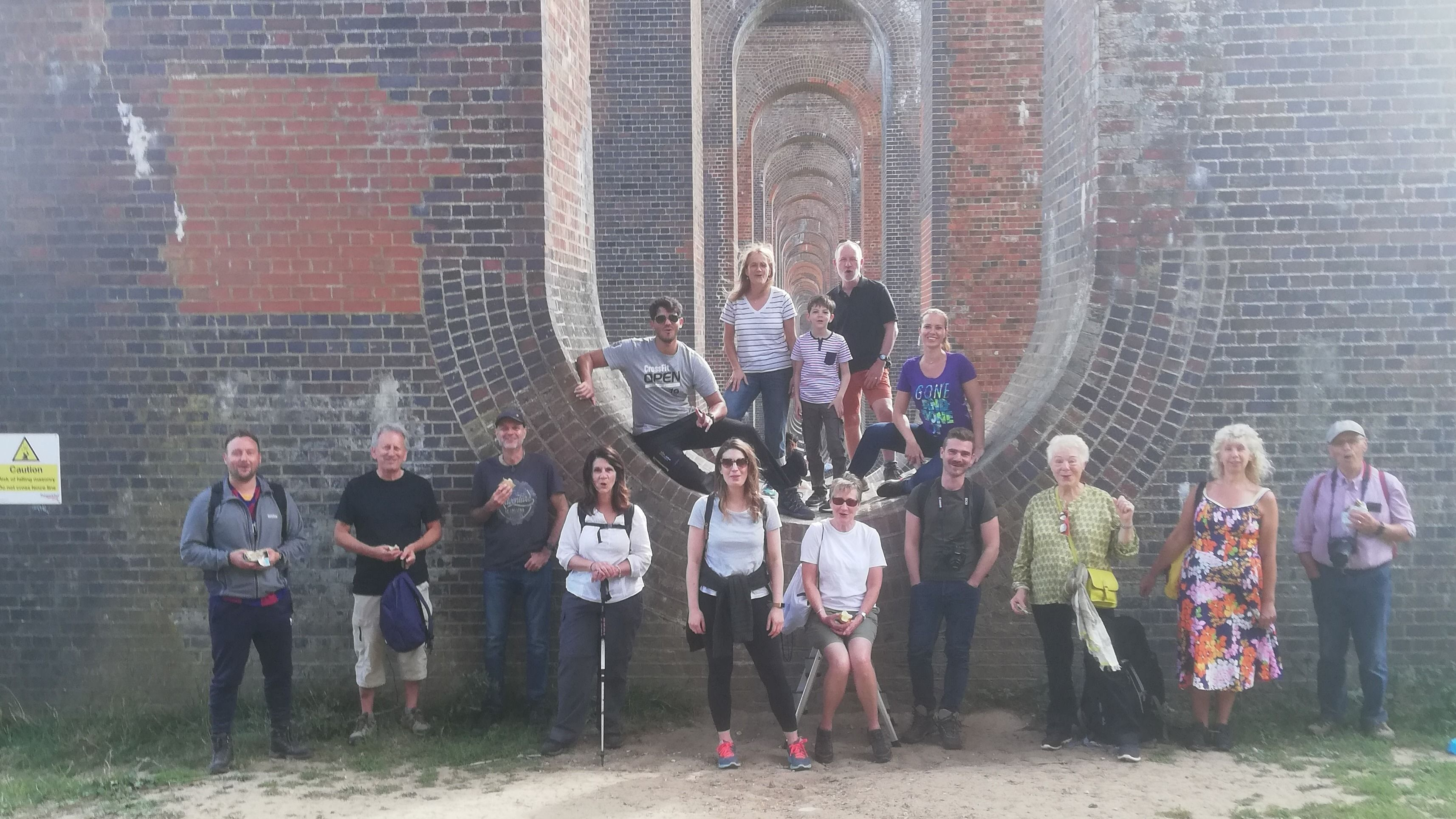 Guided Walking Tours in Brighton and Sussex