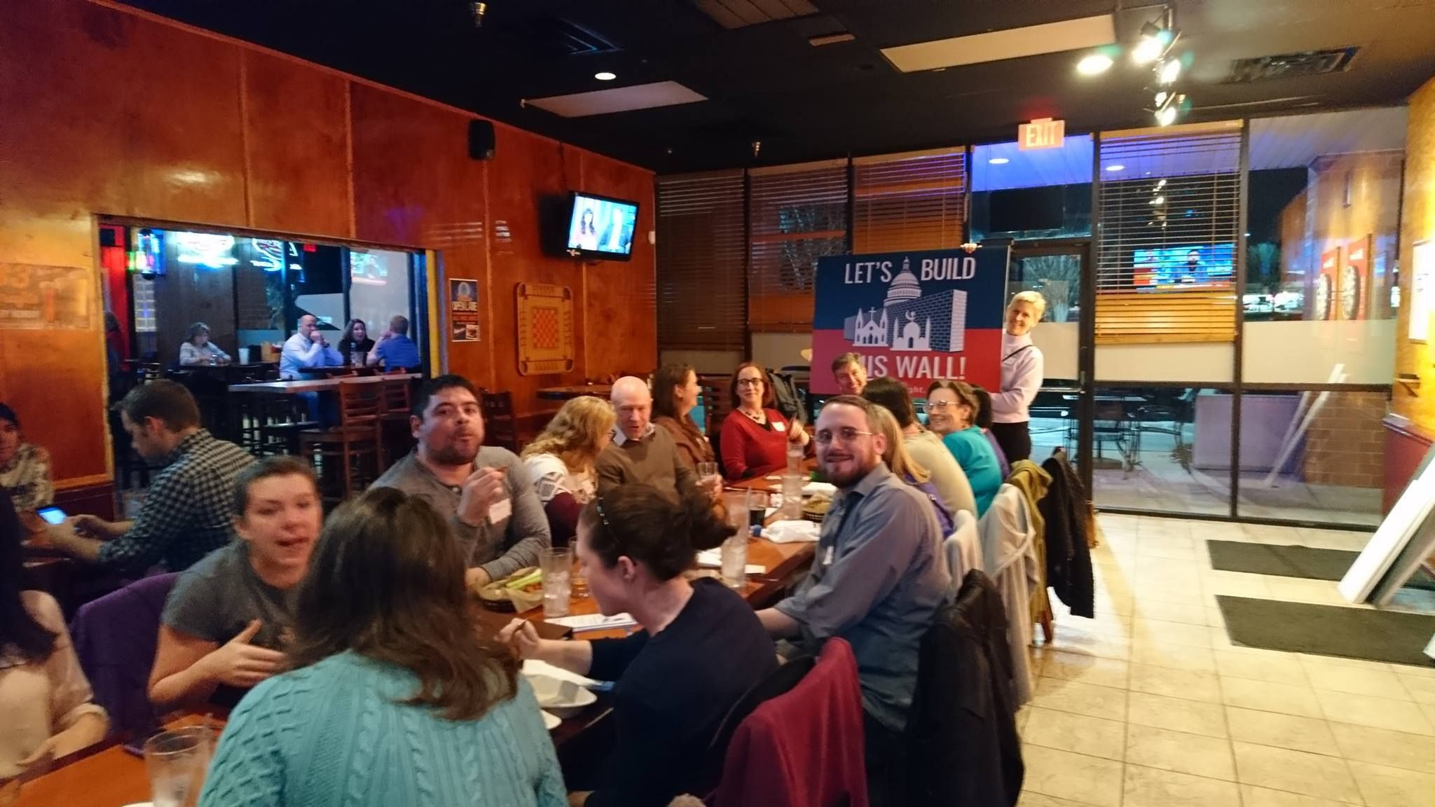Triangle Freethought Society's meetup calendar