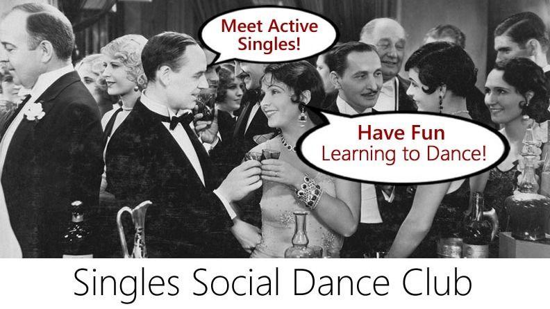 Singles Social Dance Club