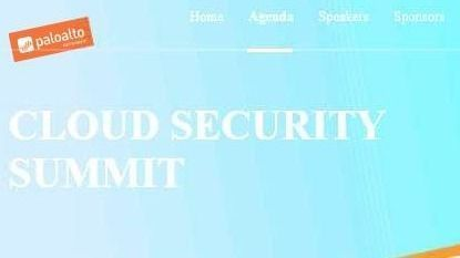 Cloud Security Summit, sponsored by AWS and Palo Alto @ Minute Maid
