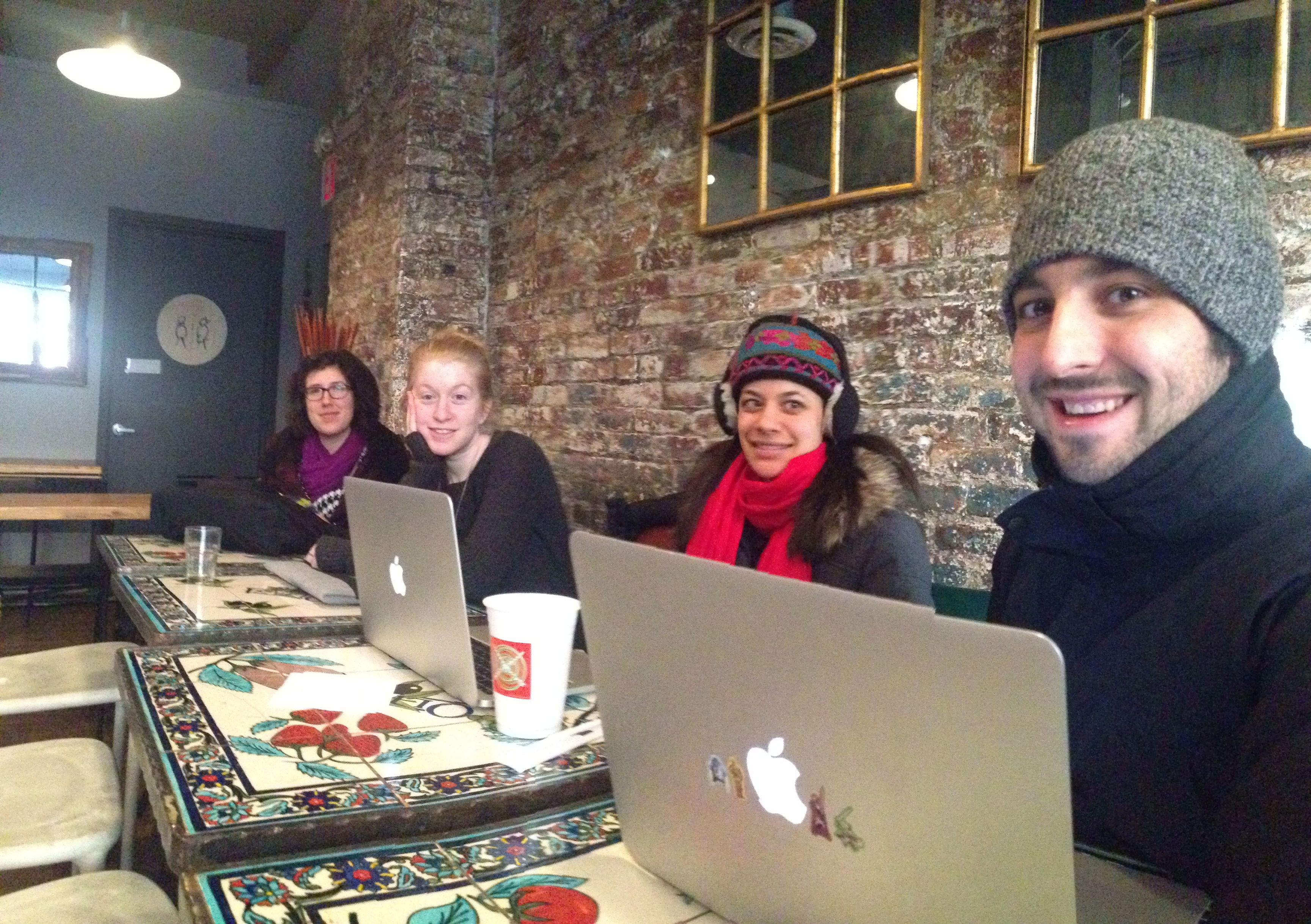 Coworking Community NYC