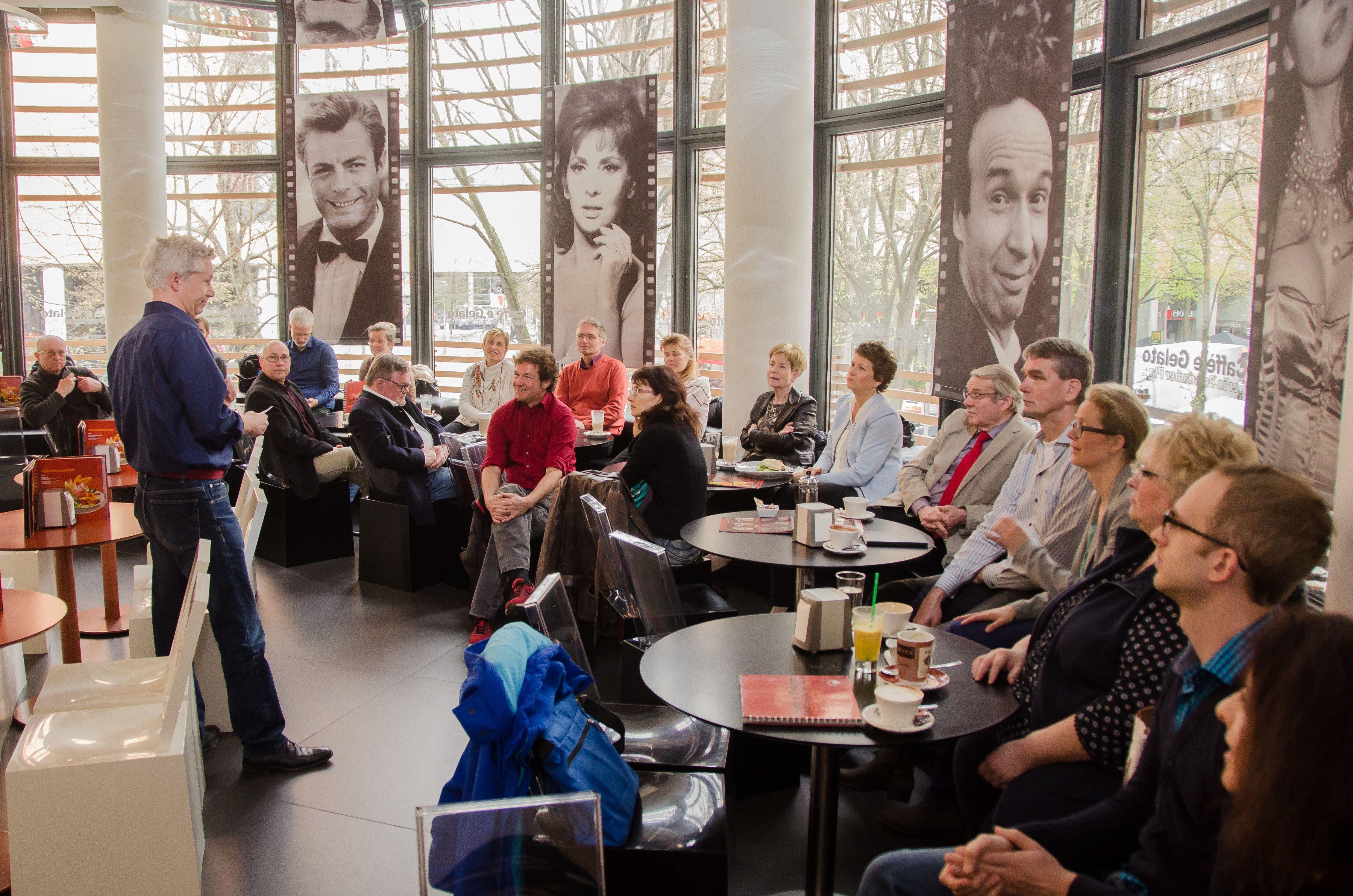 Business-Netzwerken Berlin