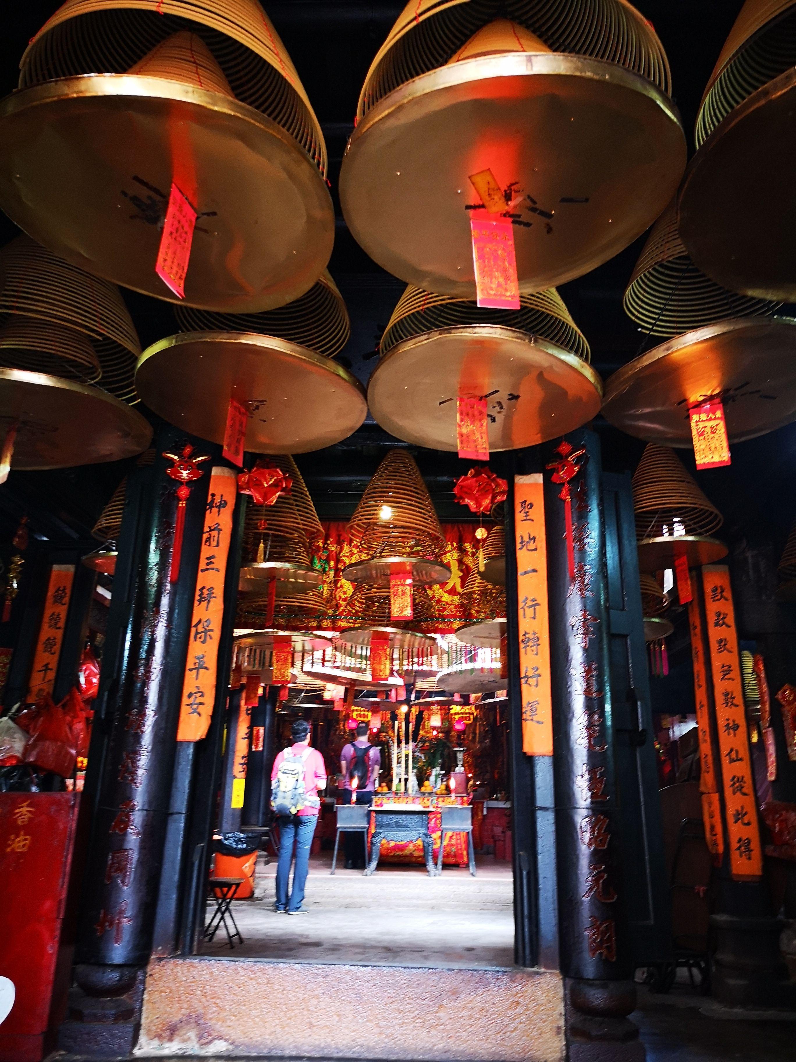 Hong Kong Sacred Spaces