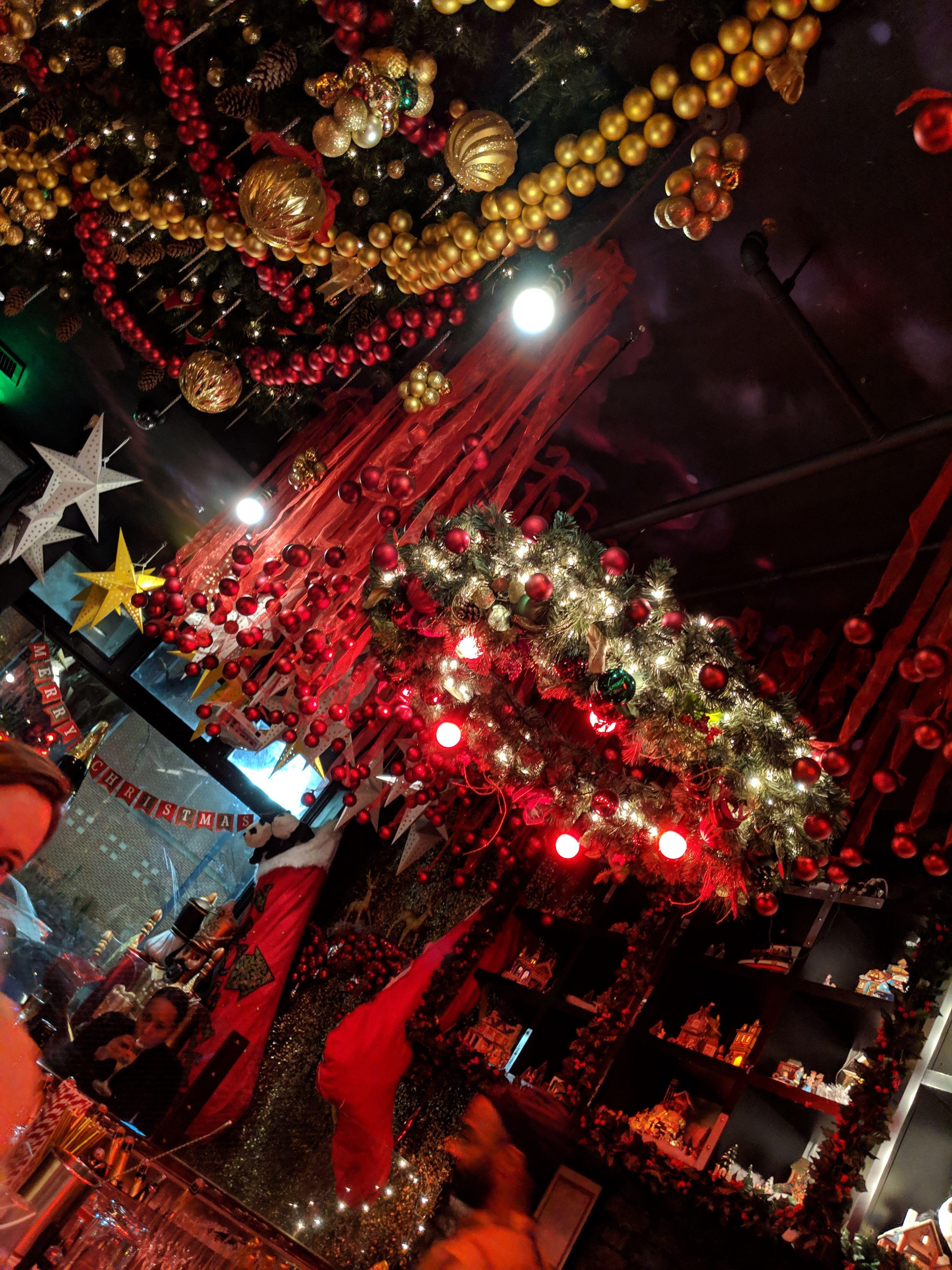 Dc Christmas Pop Up Bar.Photos Geek Nite Out Washington Dc Meetup