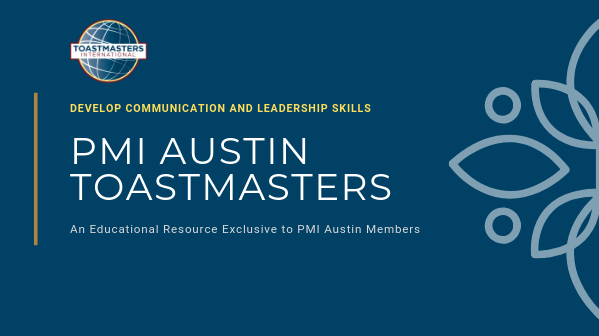 PMI Austin Toastmasters