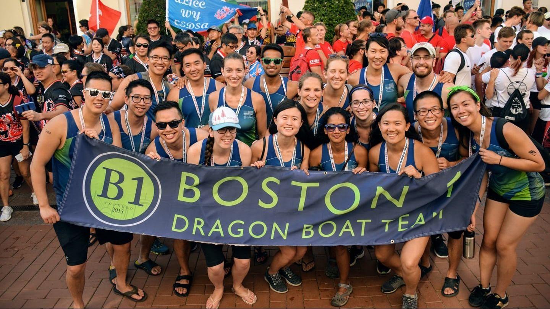 Boston 1 Dragon Boat Team
