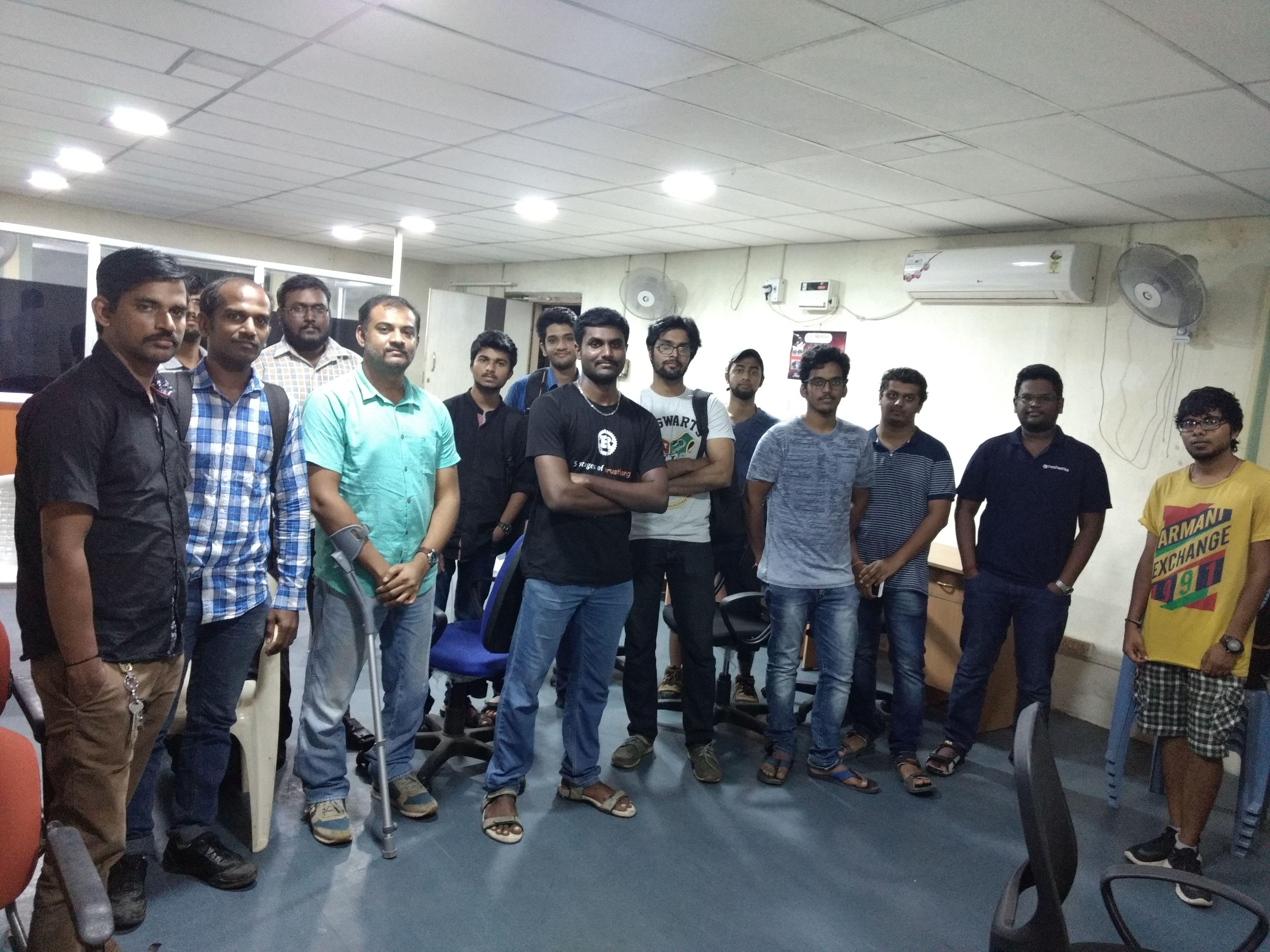 Rust Chennai