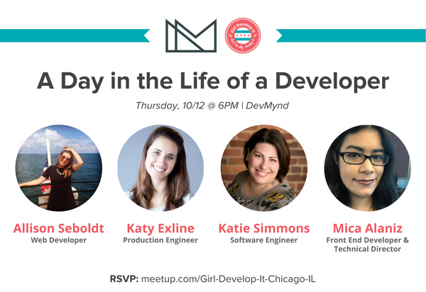 A Day in the Life of a Developer · Eventil