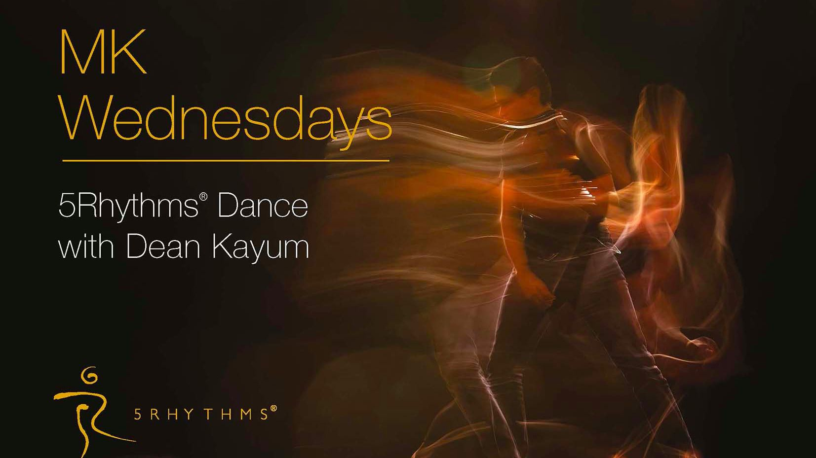 5Rhythms® Dance  with Dean Kayum-Milton Keynes