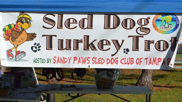 10th Annual Sled Dog Turkey Trot   Meetup