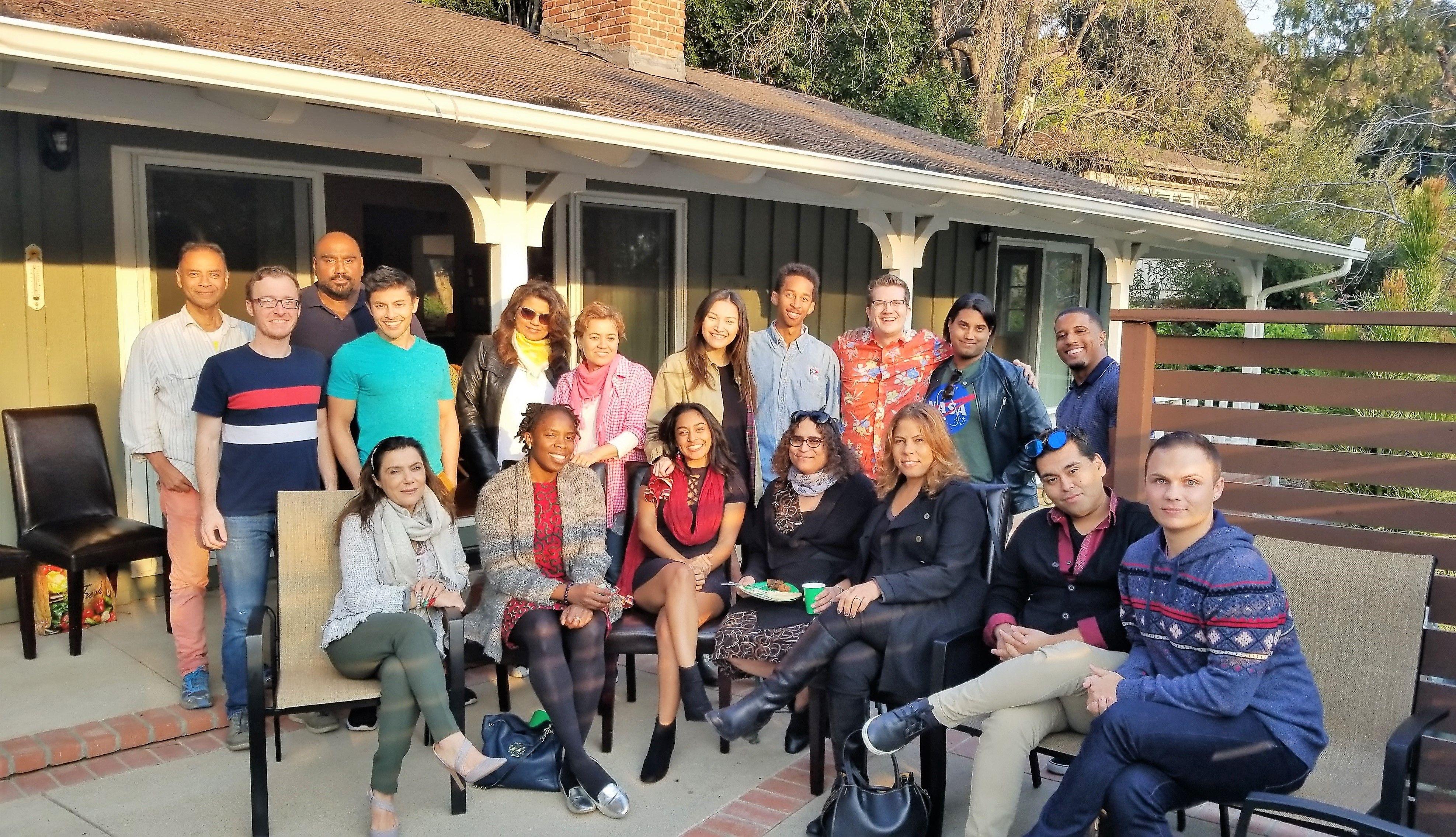 The Los Angeles Progressive Muslim Meetup Group