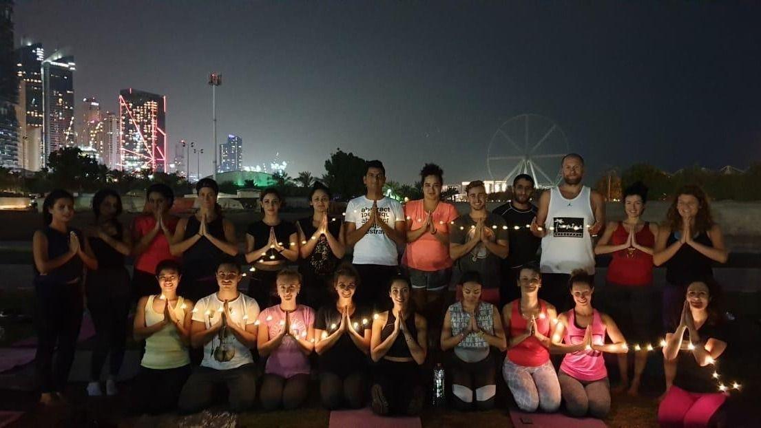 Outdoor Yoga & Travels | Dubai
