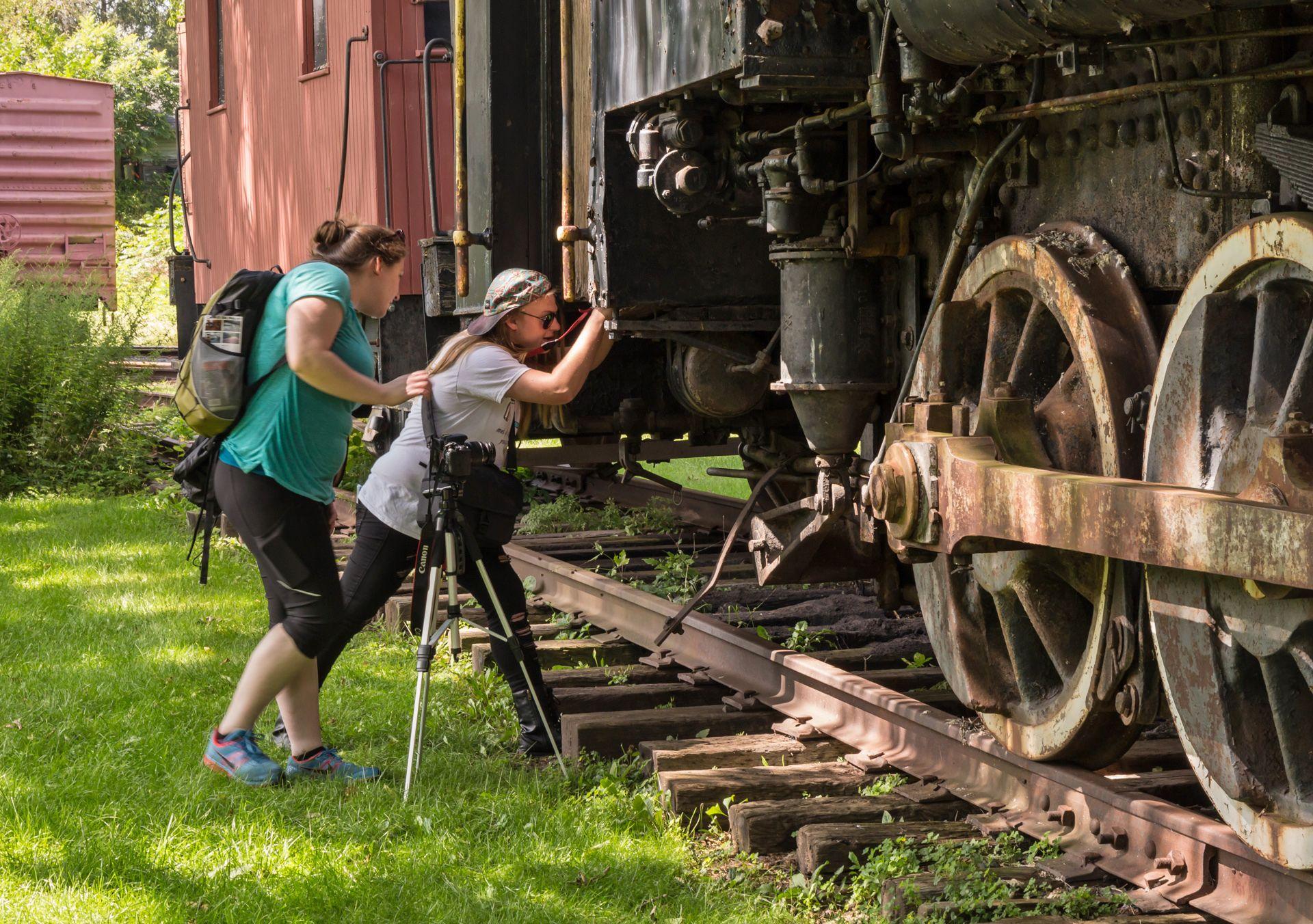 Catskill Mountain Photography Workshops