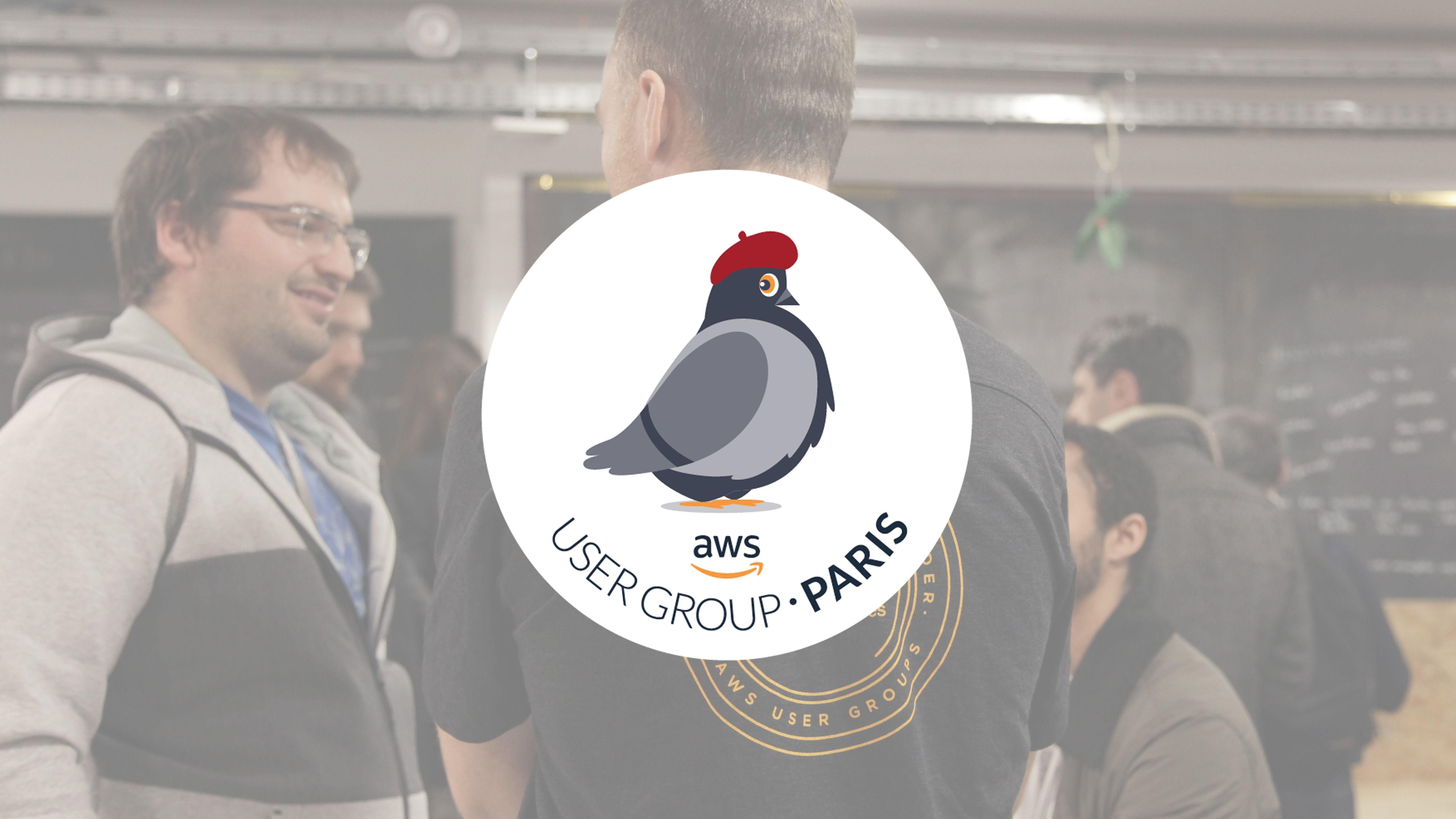 Paris AWS User Group