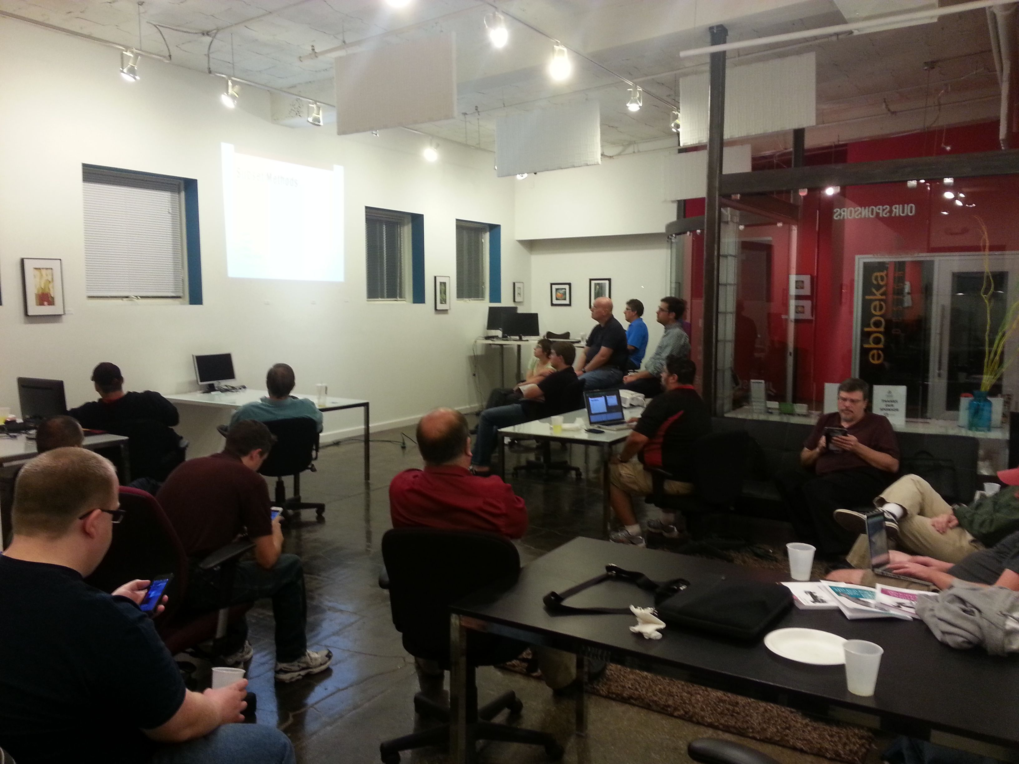 Ruby and Open Source Meetup, Lincoln, Nebraska, USA