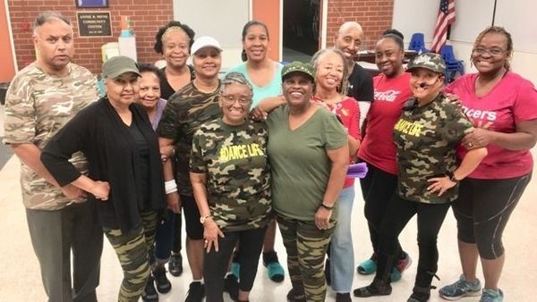 Jj Soulful Steps Campy Crew Come On Out And Dance