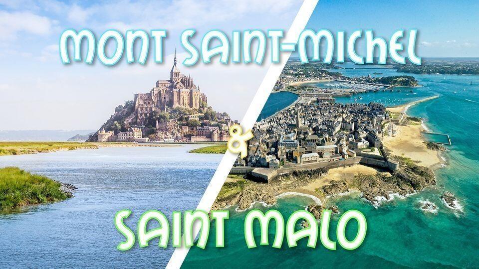 Weekend Mont Saint Michel & Saint Malo   31/07 -01/08