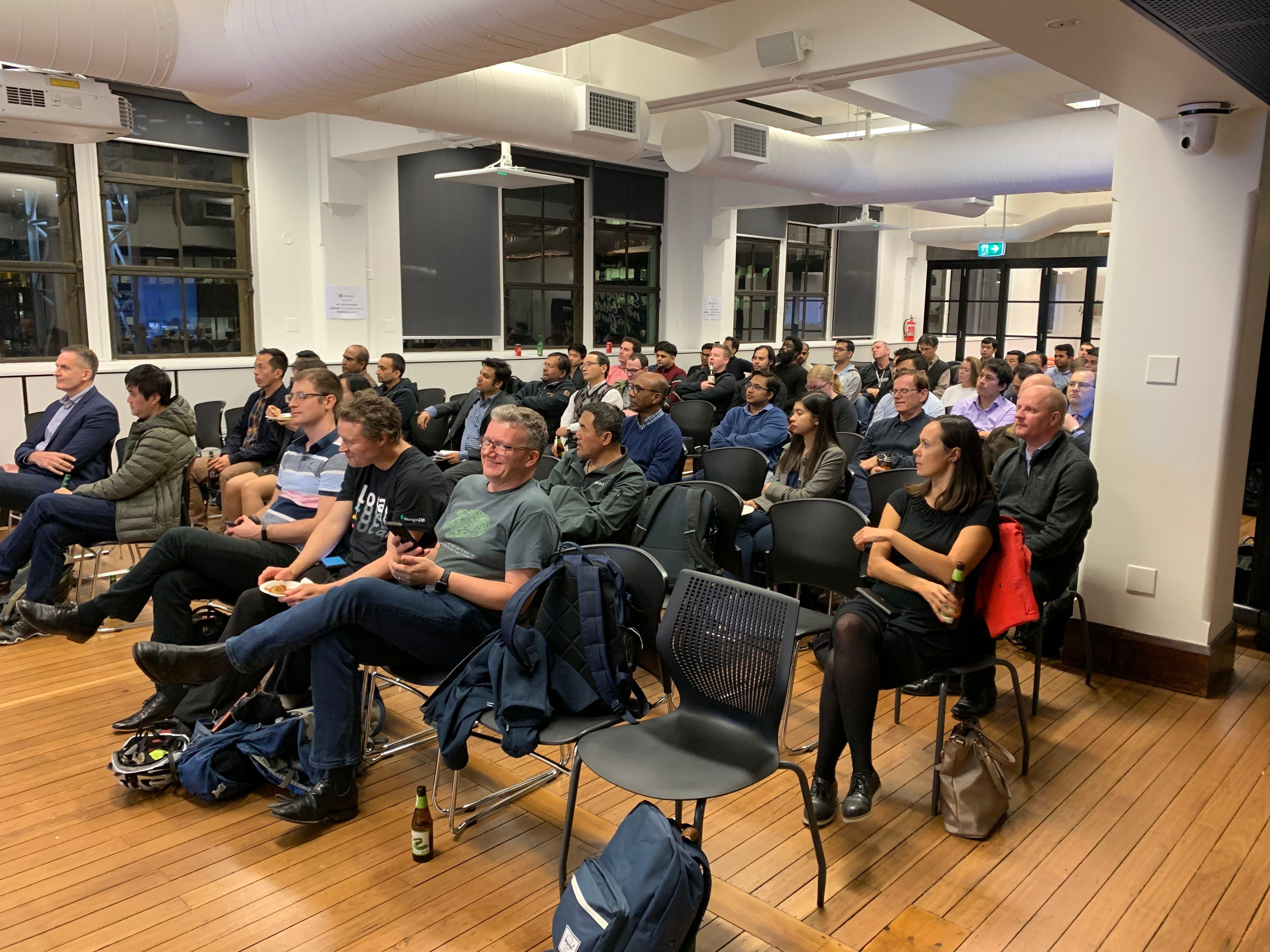 Sydney Data Engineering Meetup