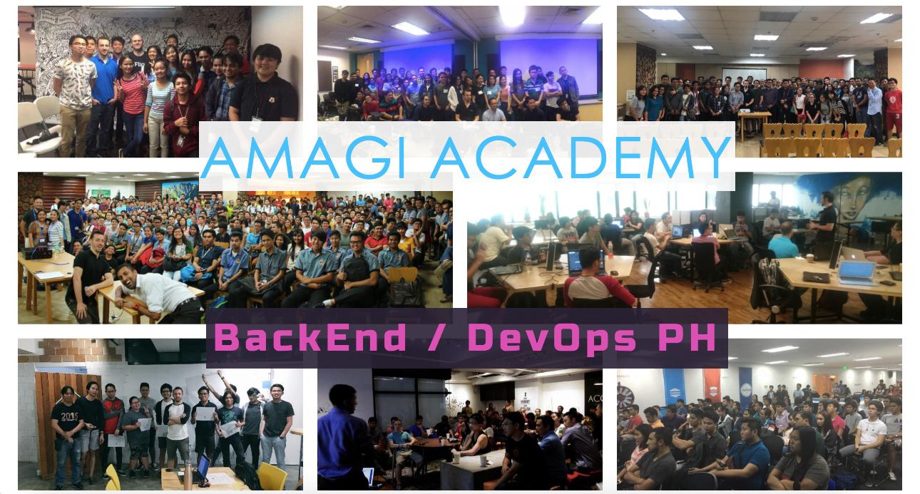 BackEnd/DevOps PH