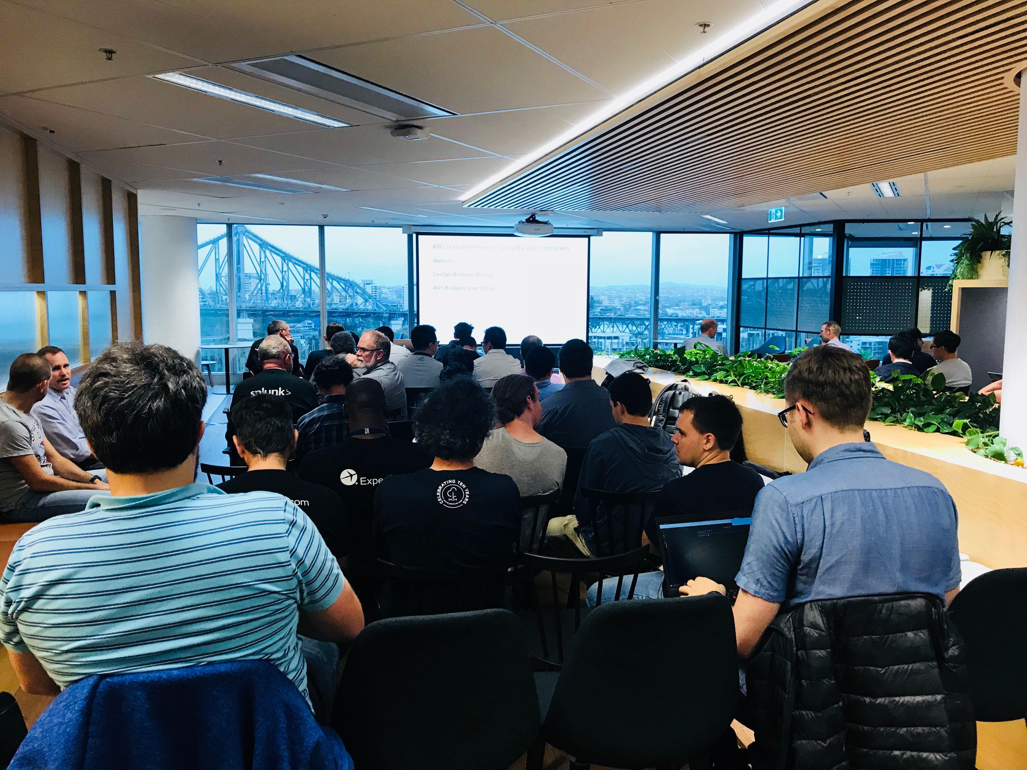 Amazon Web Services - Brisbane User Group