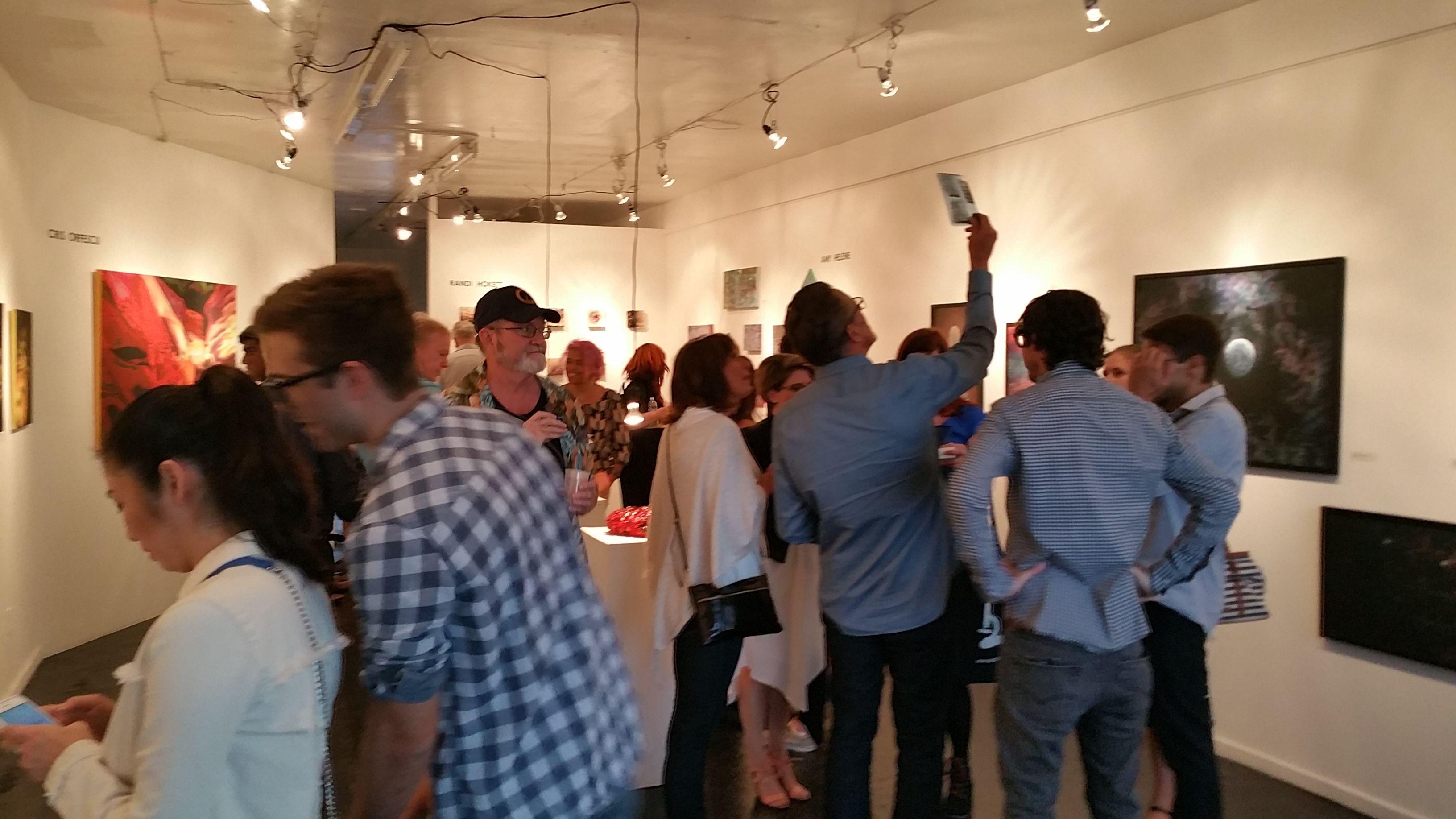 Artist & Scientist Meetups