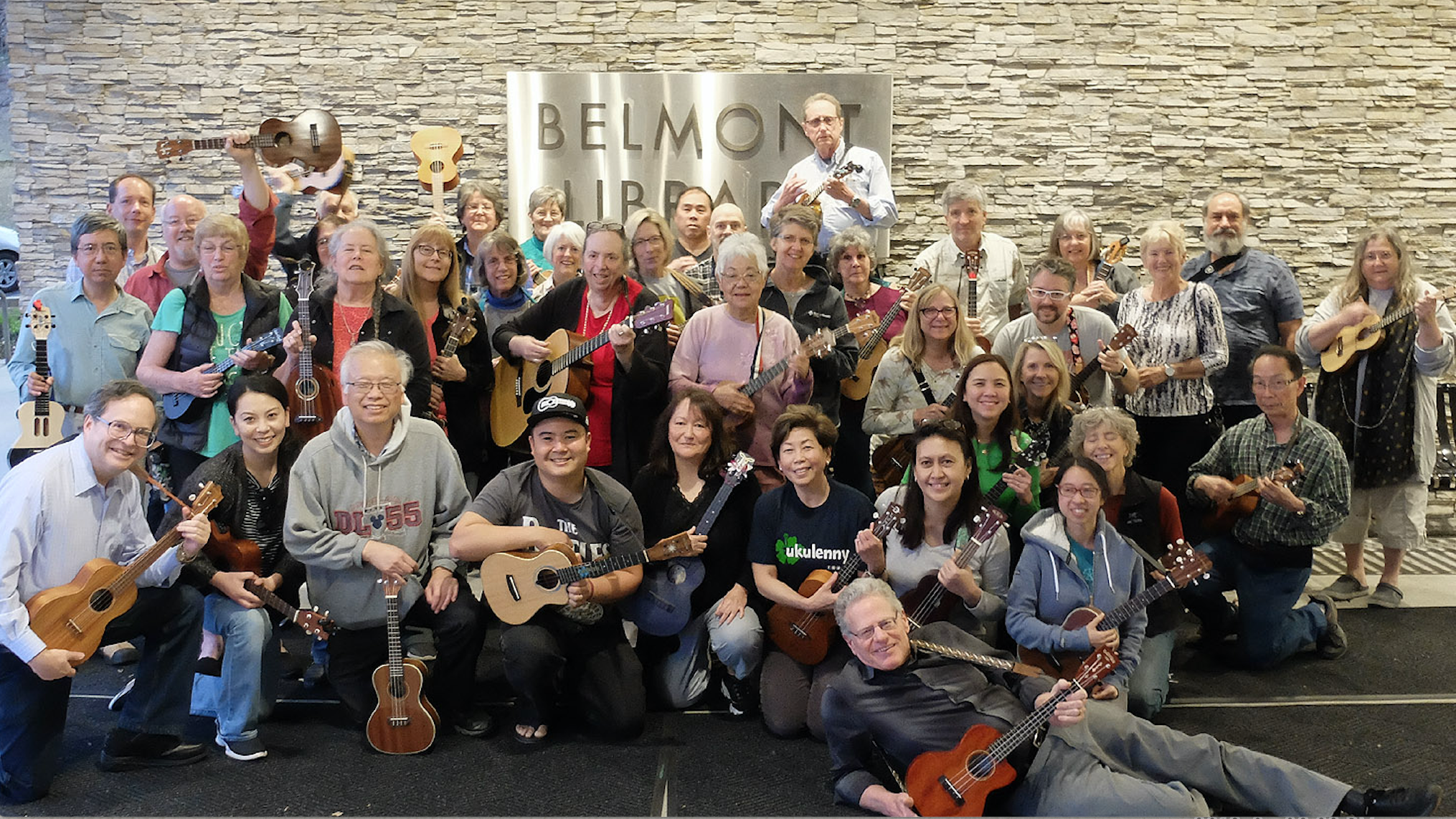 Peninsula Ukulele Group PUGs