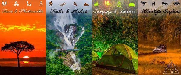 Travel Trikon Monsoon Trek to Visapur 3