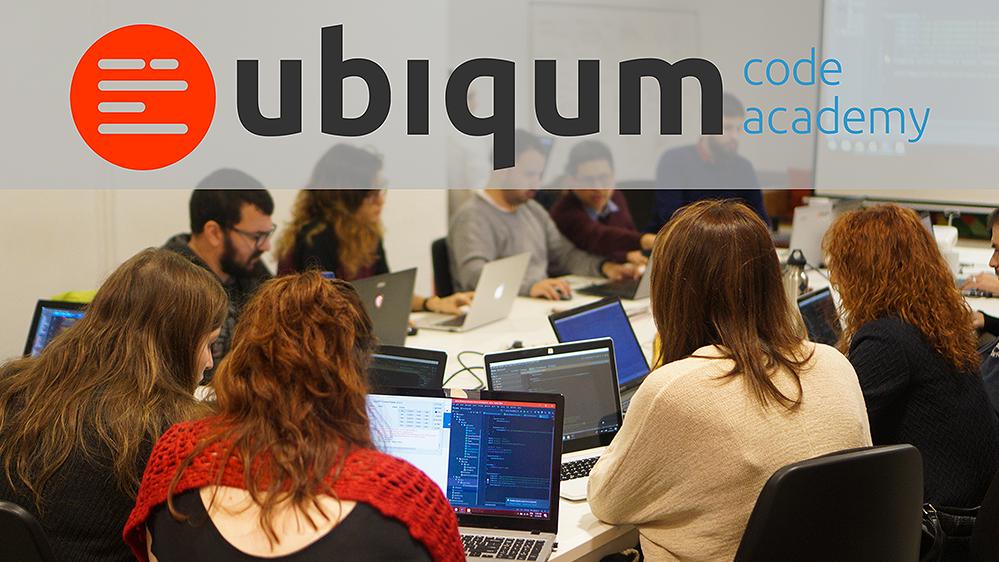 Ubiqum Code Academy Amsterdam