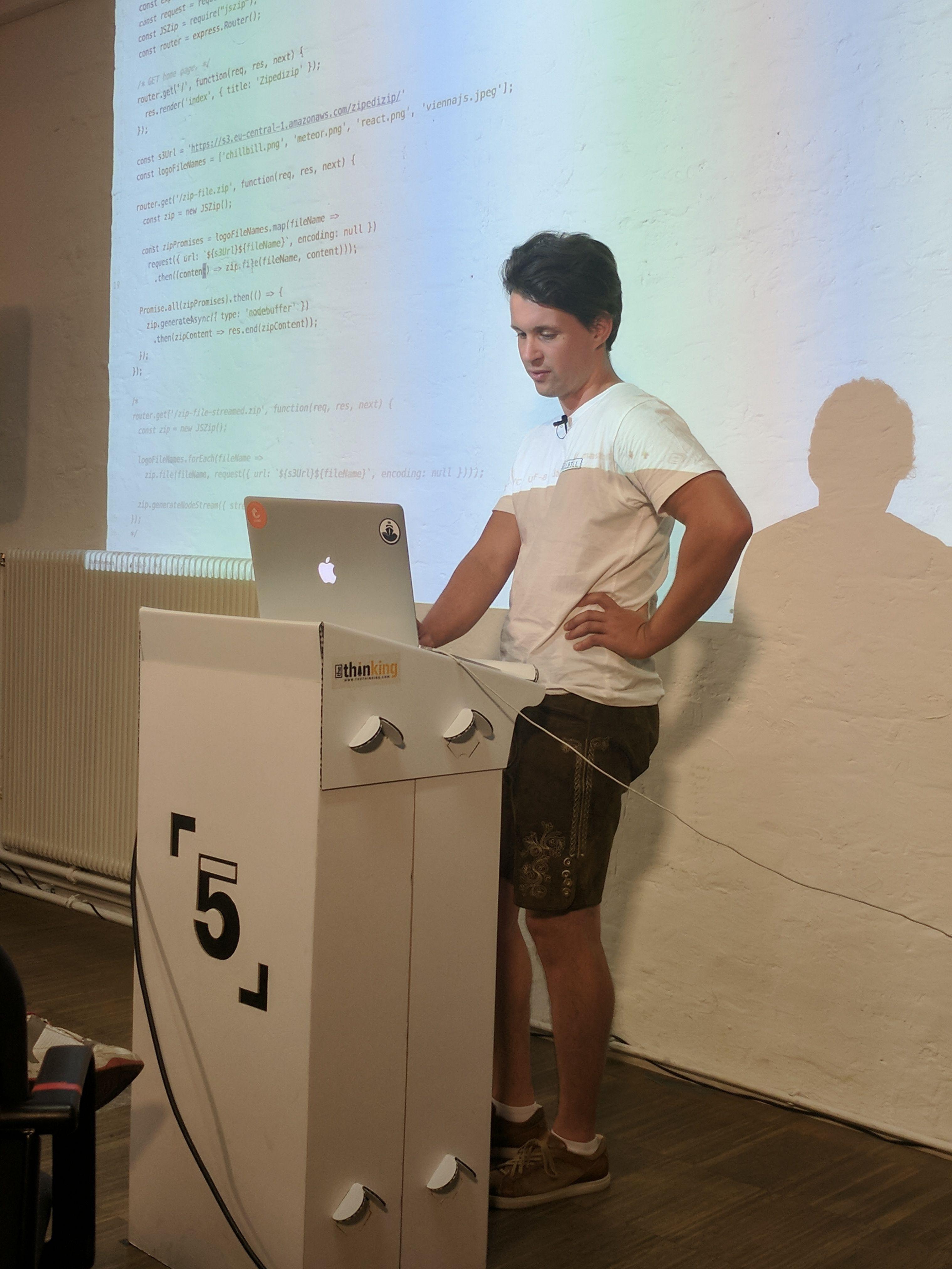 Photos - vienna js Vienna JavaScript User Group (Vienna)   Meetup