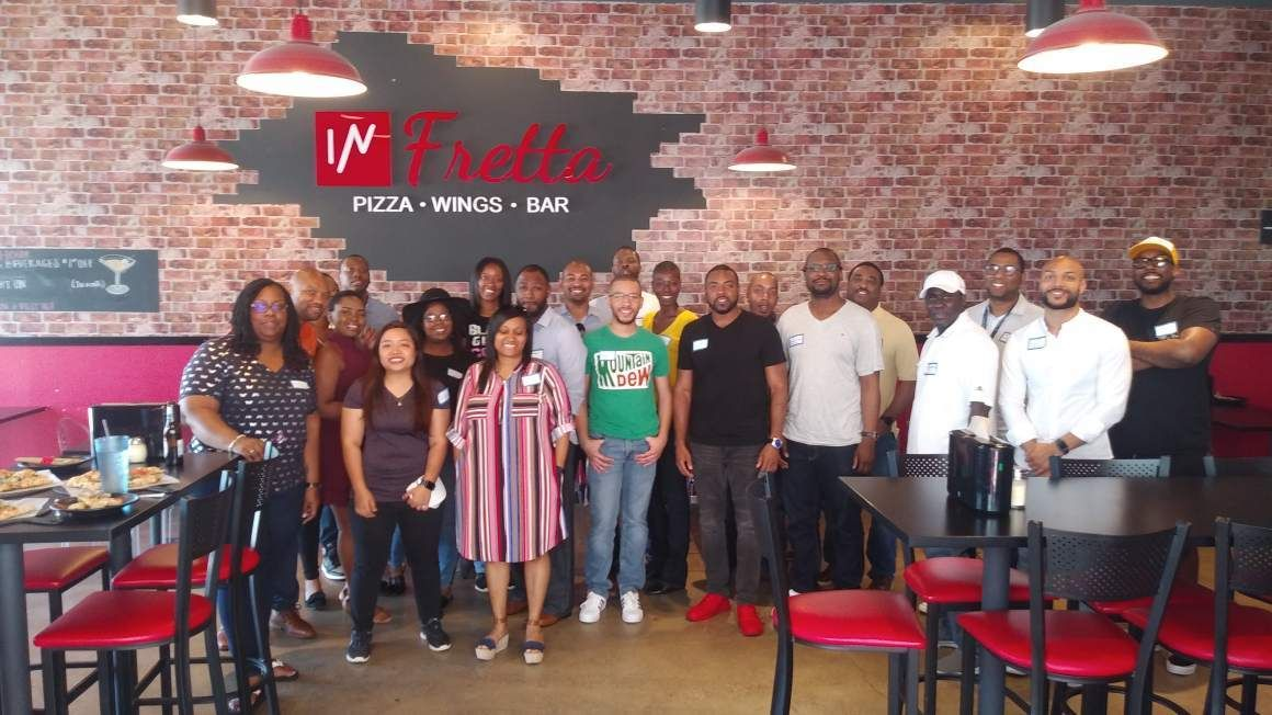 DFW Black IT/Cyber Security Professionals