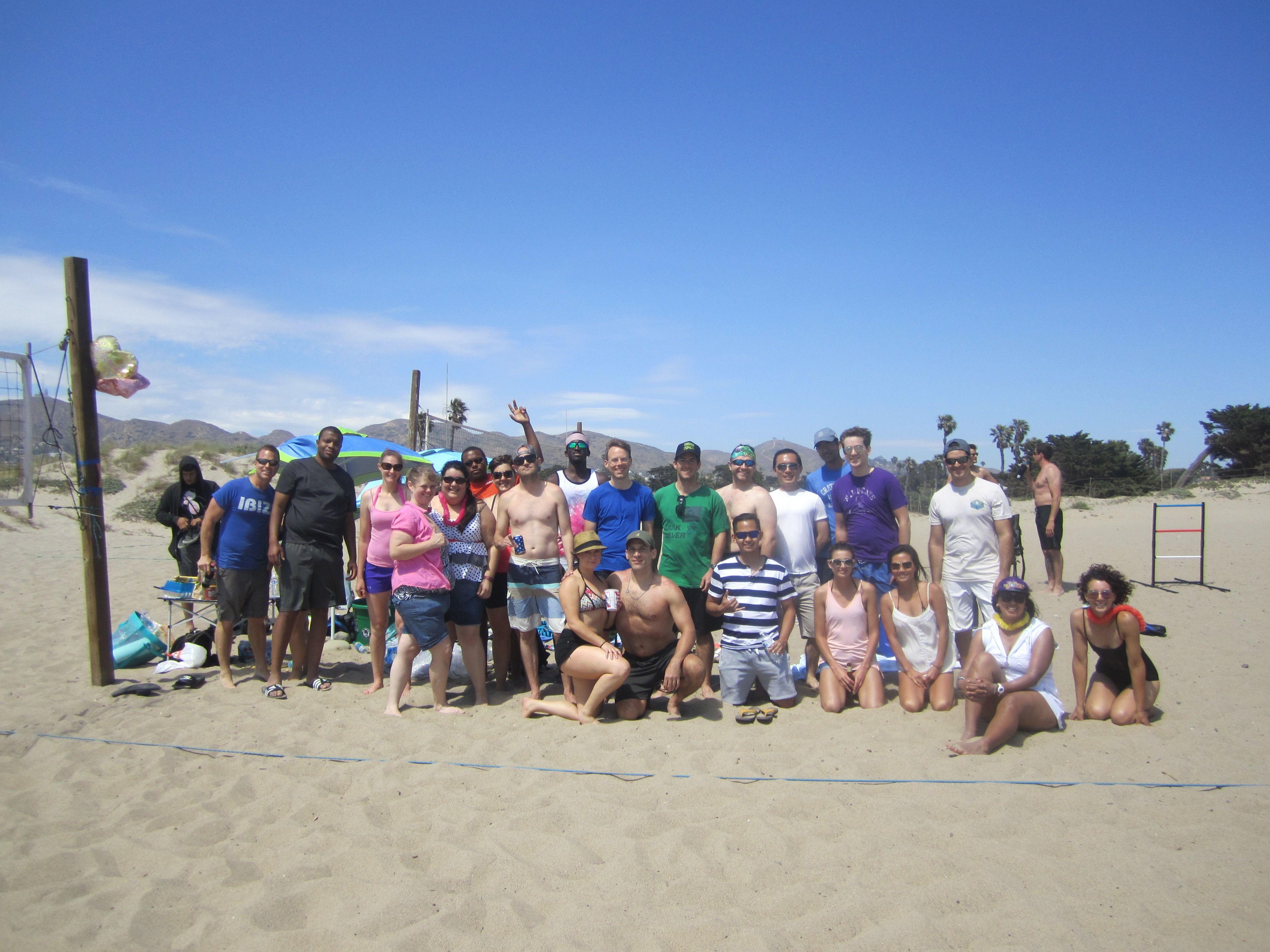 Ventura Beach Bums, 20's-30's