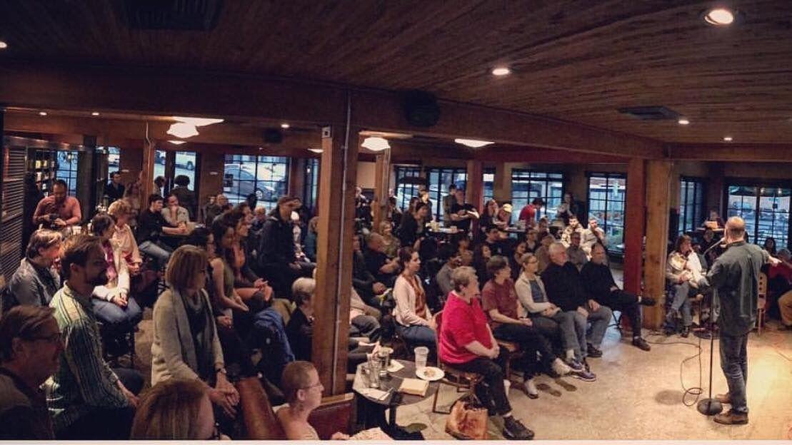 Fresh Ground Stories Seattle Storytelling Meetup Group