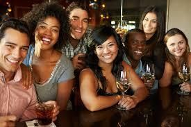 Group dating service