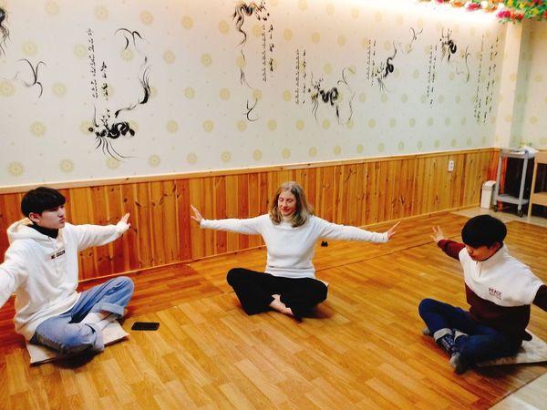 Seoul Breathing Meditation Center (SBMC) (Seoul, Korea (South))