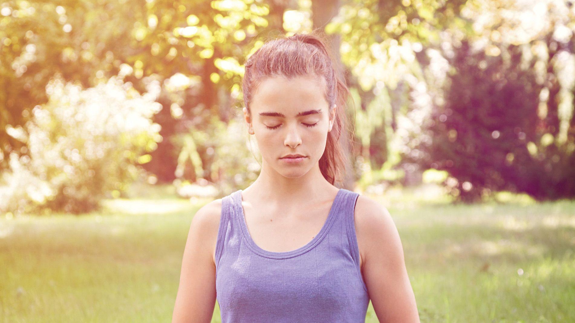 Vortrag mit Meditation am Mittwochabend