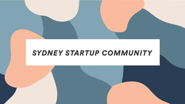 Sydney Startup Community