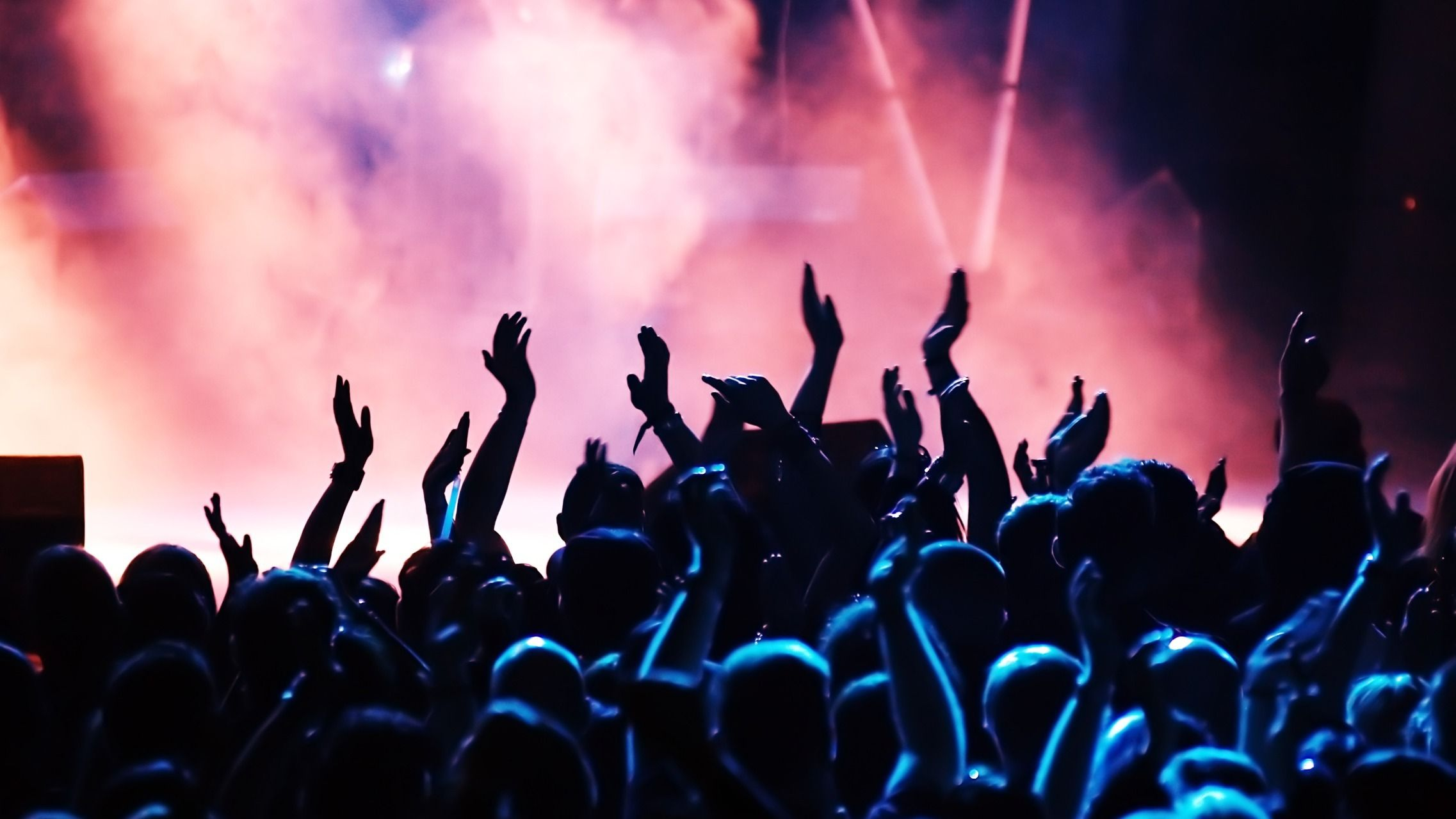 Young Adult Live Music Fans