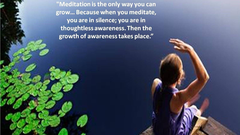 Free SahajaYoga Meditation Classes in St. Louis