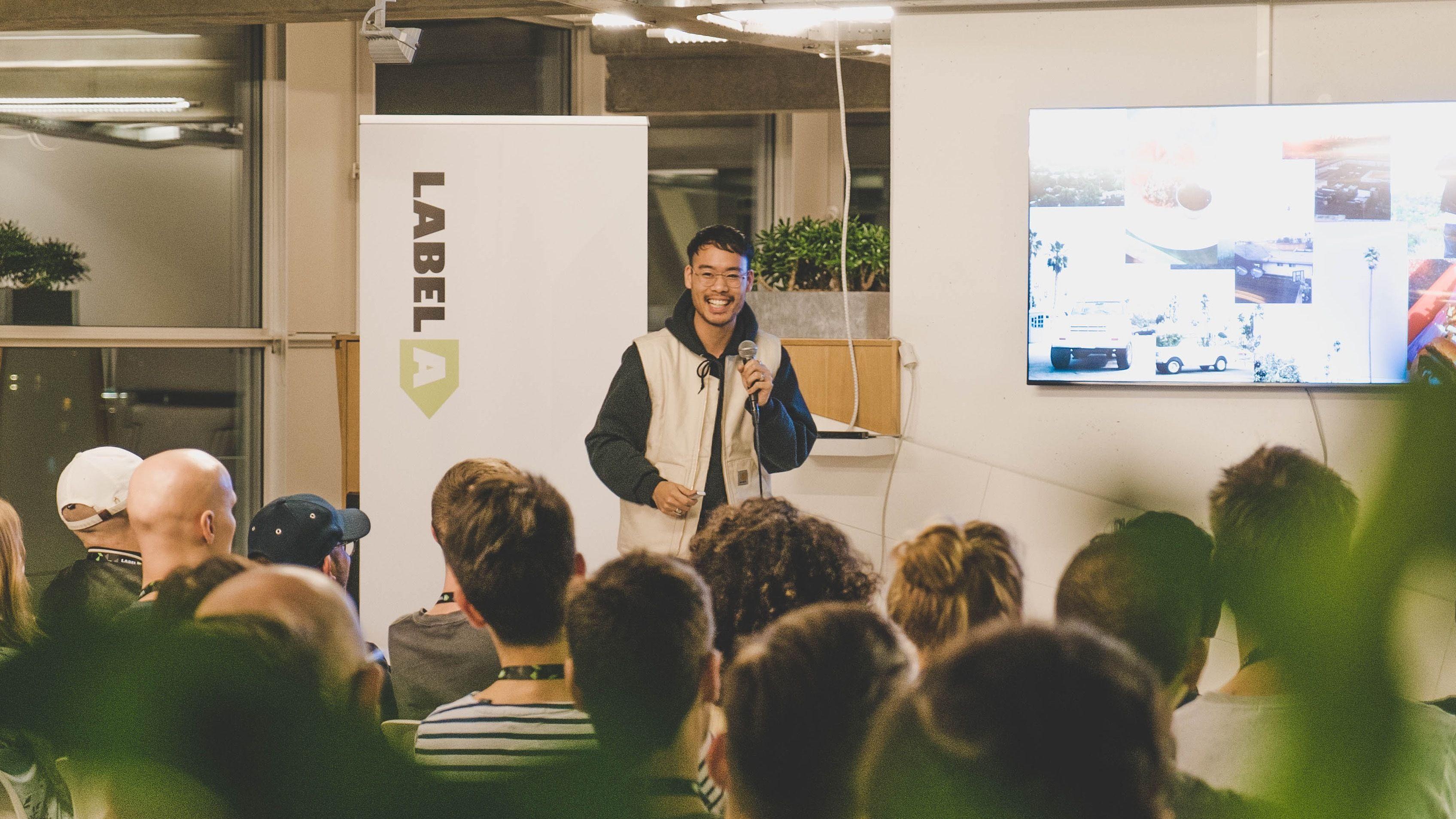 Tech & Design Talks by Label A