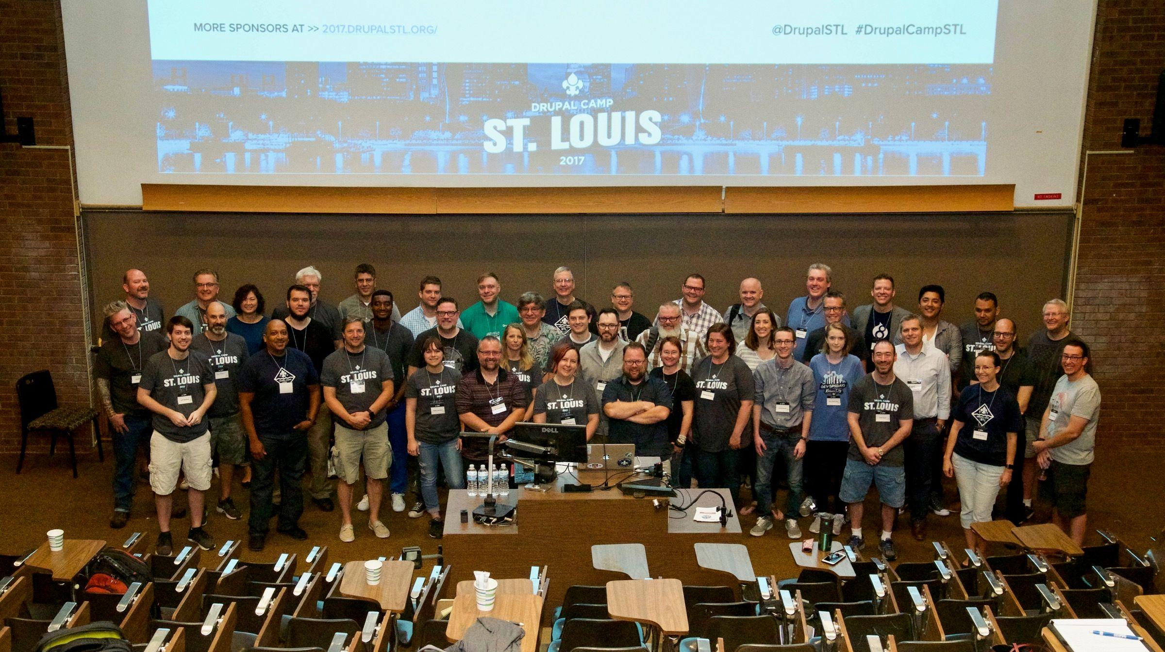 St. Louis Drupal Users Group (STLDUG)