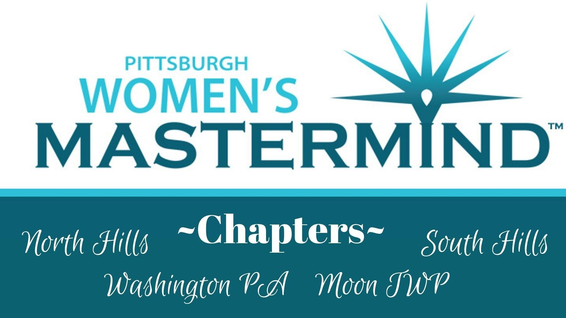 Pittsburgh Women's Mastermind for Entrepreneurs