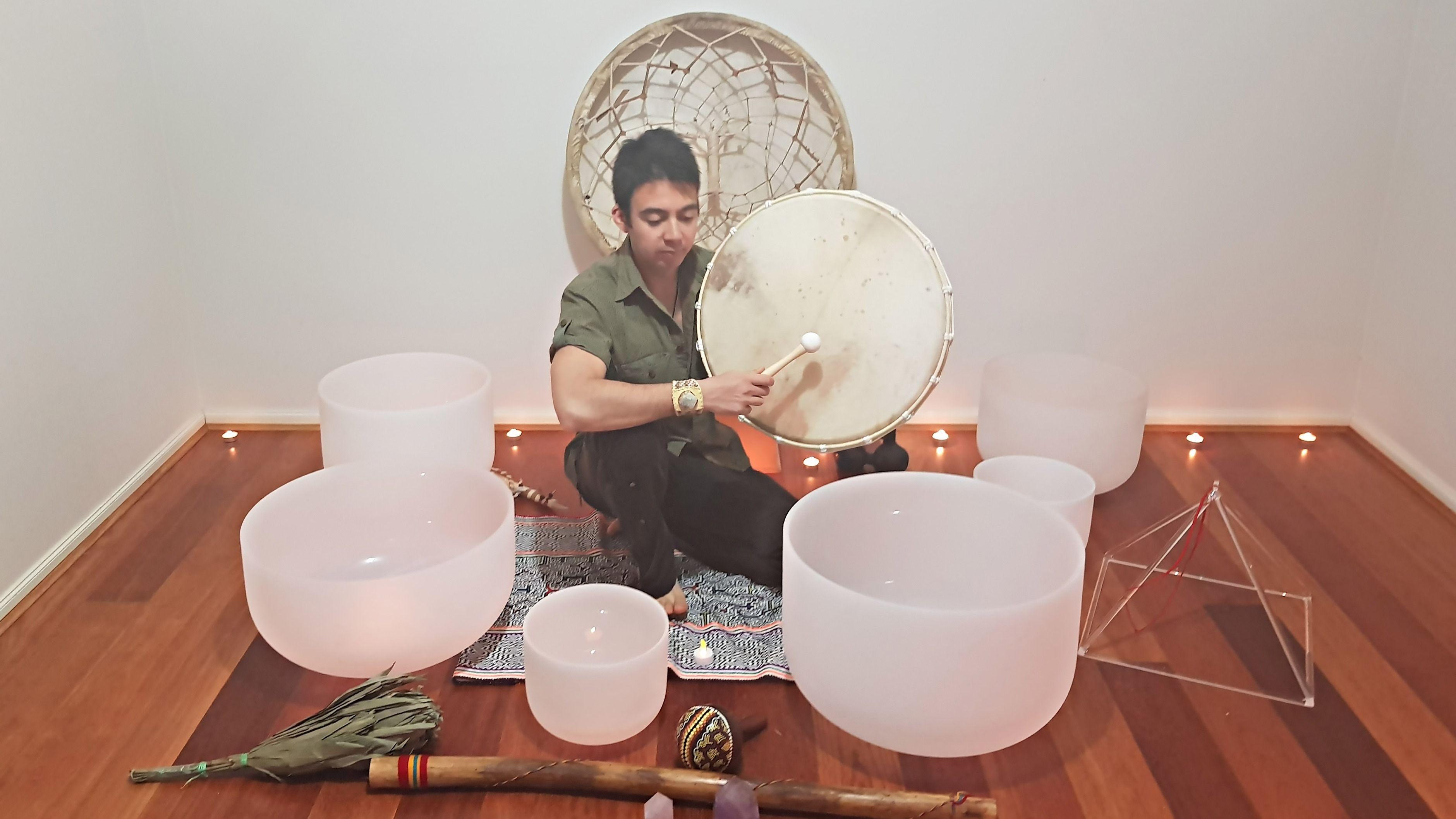 Sound healing workshop - healing through sound resonance