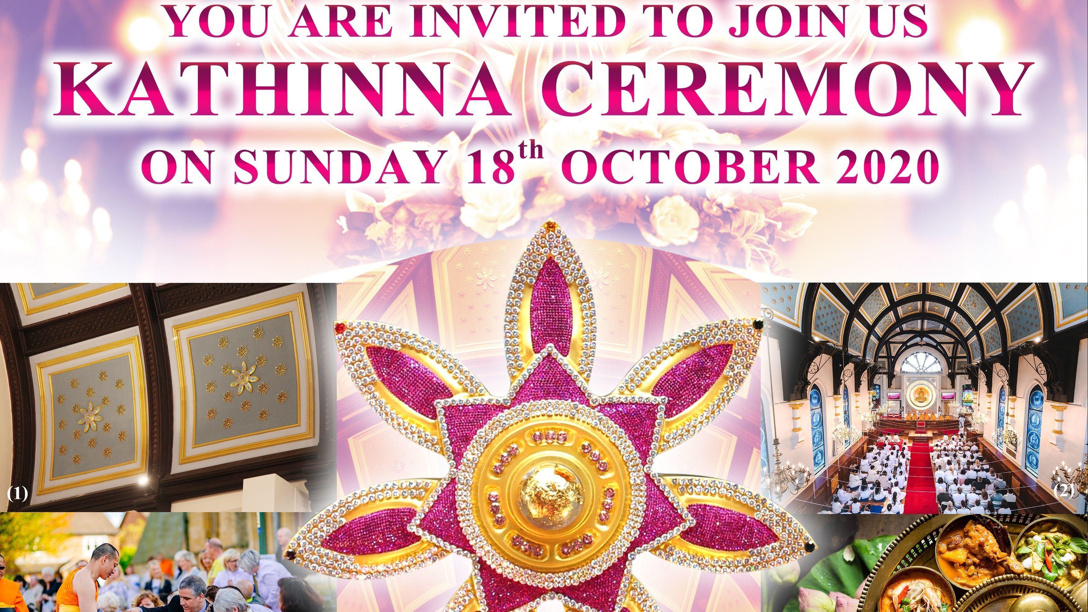 Kathina Ceremony