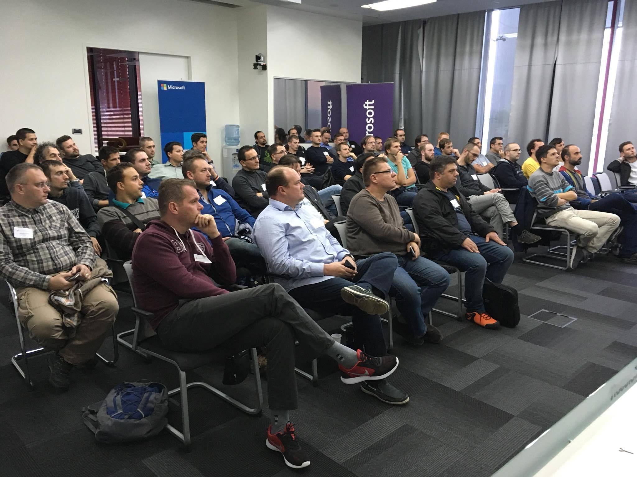 Microsoft Developer User Group Zagreb