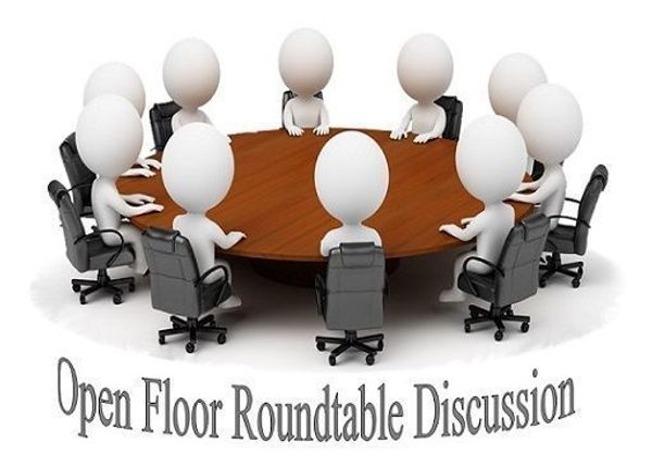 Image result for round table discussion ideas