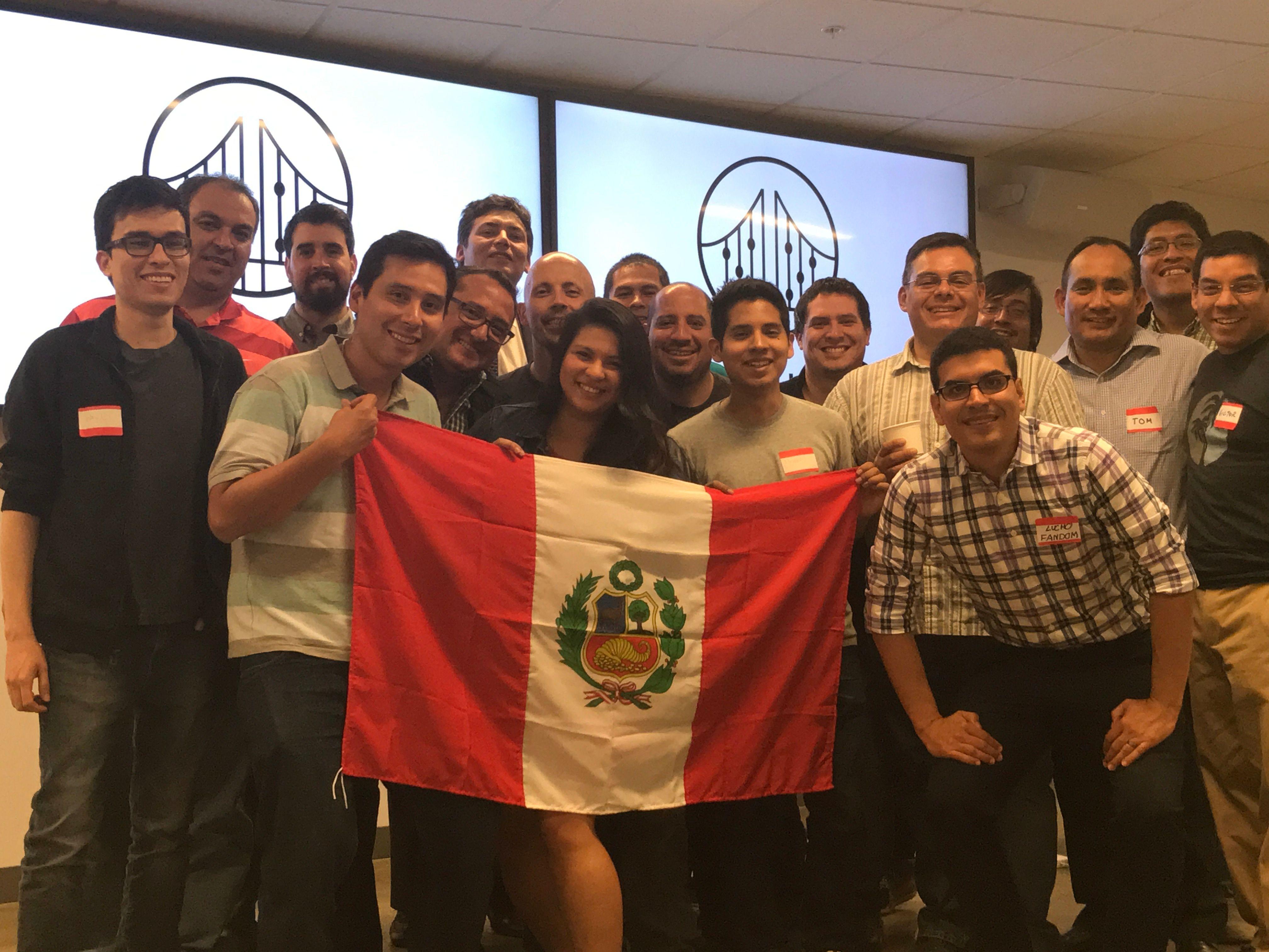 PeruSV - Peruvian Tech Professionals in Silicon Valley