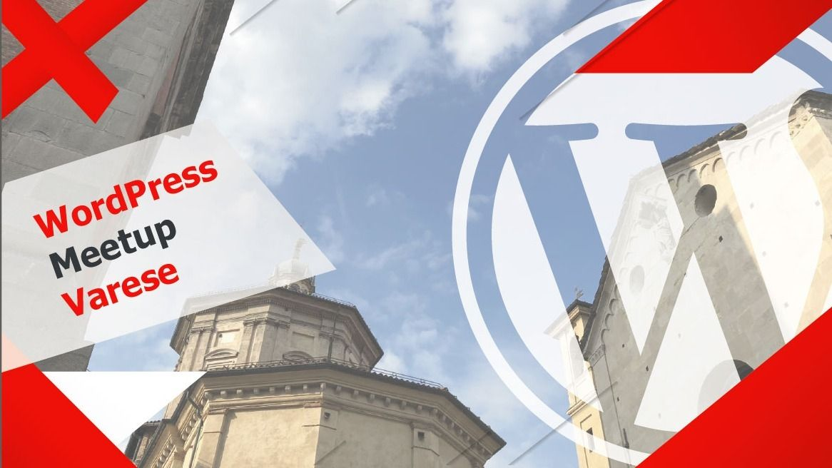 WordPress Meetup Varese