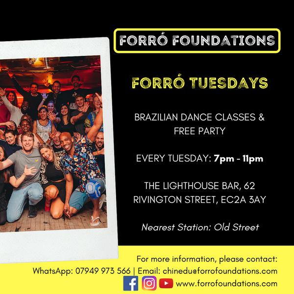 Photos - Forró Foundations - Brazilian Dance Classes