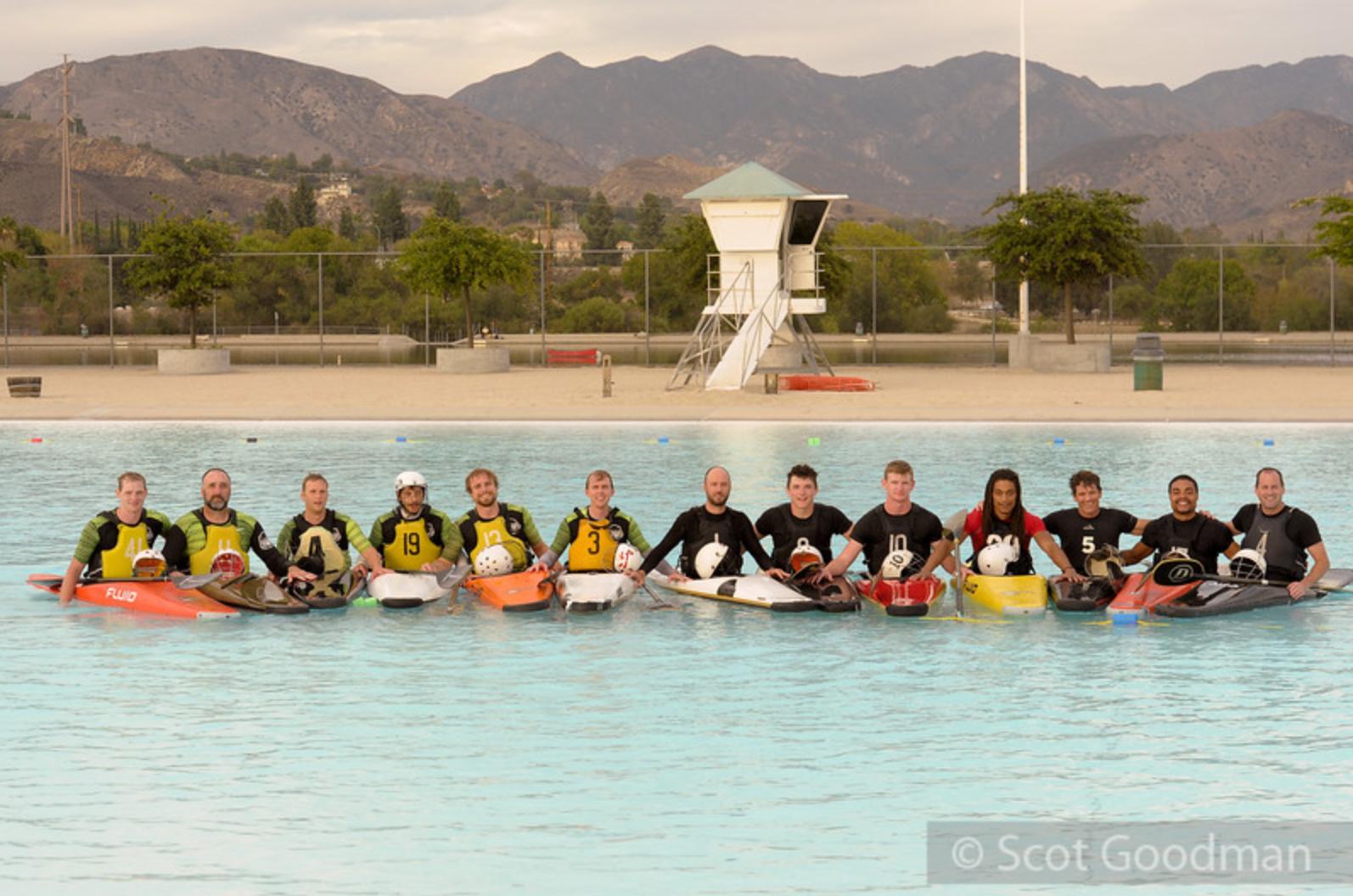 Austin Kayak Polo Club