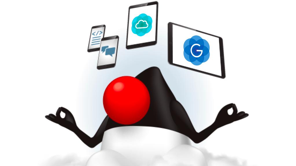Barcelona JUG: Fast prototyping of Enterprise Cross-Platform Mobile